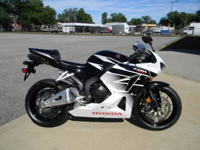 2016 Honda CBR600RR SuperSport Motorcycles Springfield, MA