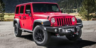 Check Out This Spotless 2015 Jeep Wrangler Unlimited with only 26,273 Miles