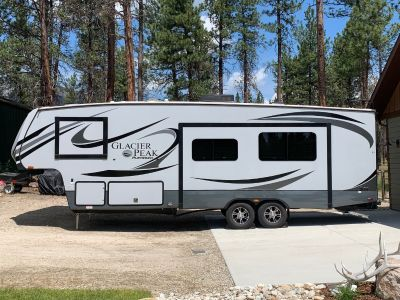 2015 Outdoors Rv Manufacturing GLACIER PEAK F27BHS
