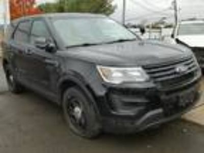 Salvage 2018 FORD EXPLORER for Sale