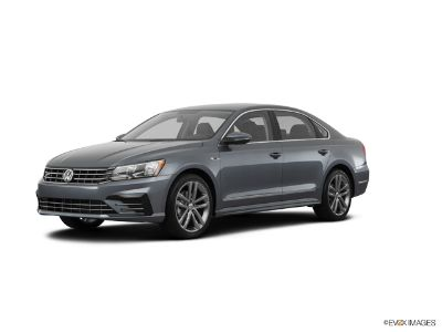 2018 Volkswagen Passat 2.0T R-LINE AUTO (Platinum Gray Metallic)