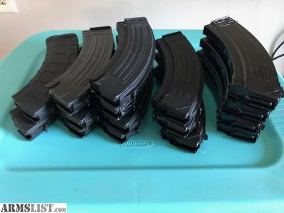 For Sale: AK-47 Magazines