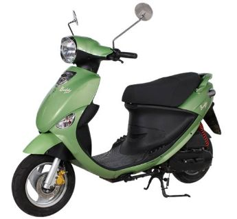 2016 Genuine Scooters Buddy 50 250 - 500cc Scooters New Haven, CT