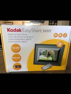 8 Kodak Digital Photo Frame