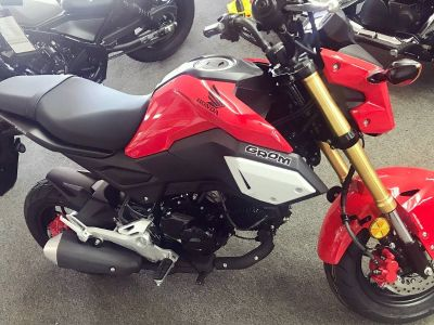 2019 Honda Grom ABS Sport Motorcycles Aurora, IL