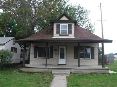 3 Bed 1 Bath Foreclosure Property in Augusta, KS 67010 - Osage St