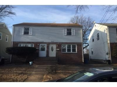 3 Bed Preforeclosure Property in Hillside, NJ 07205 - Hollywood Ave