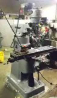 RECONDITION quot Precision BRIDGEPORT Milling Machine