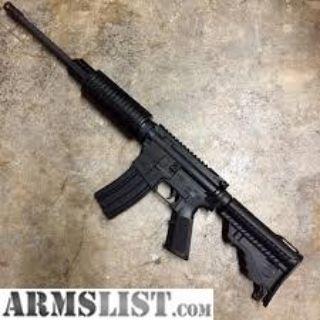 For Sale: AR-15 5.56/.223