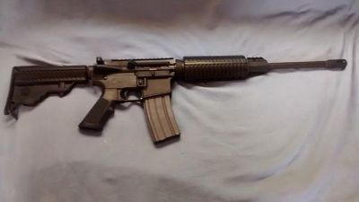 $600, new AR-15 never fired