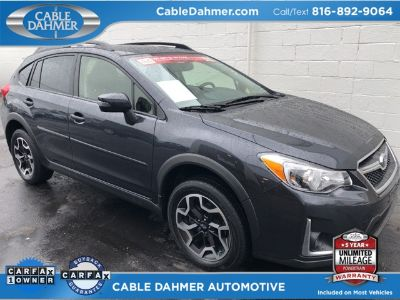 2016 Subaru Crosstrek 2.0i Limited (gray)