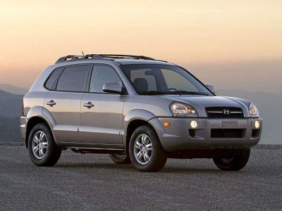 2007 Hyundai Tucson GLS (Alpine Frost)