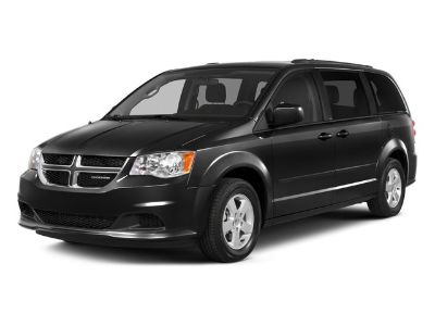 2015 Dodge Grand Caravan SE (Bright White Clearcoat)