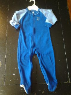 LOT 3: (SIZE 24 MONTHS) 1 FOOTED SLEEPER -- $2