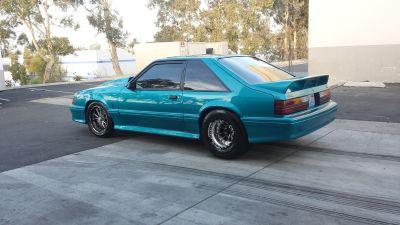 1993 SVT Mustang Cobra