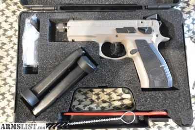 For Sale/Trade: CZ P-01 Omega