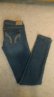 Size 0S Hollister jeans