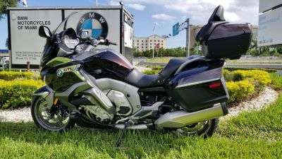 2018 BMW K 1600 GTL Touring Motorcycles Miami, FL