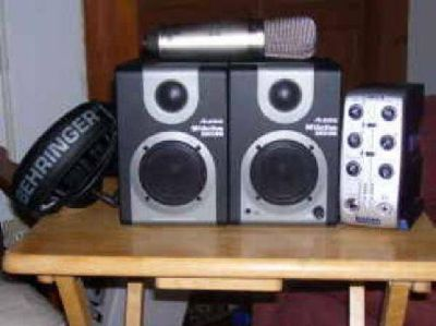 $300 Home Music Recording Studio Setup **CHEAP!!!**