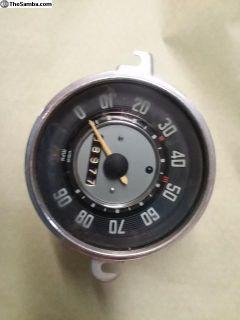 1967 speedometer