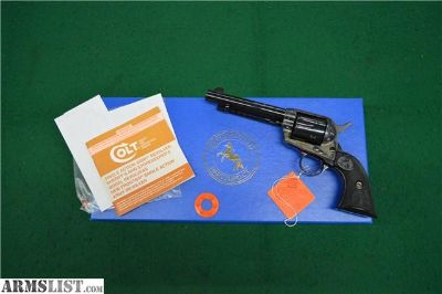 For Sale: Colt Single Action Army SAA