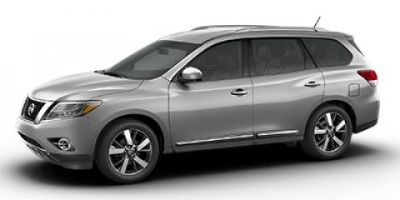2013 Nissan Pathfinder S (Super Black)