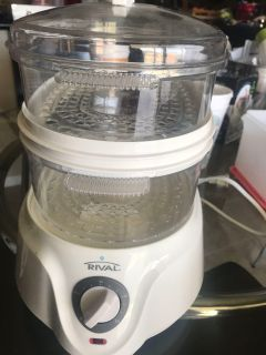 Rival Food Steamer