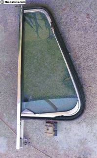 1979 Bay Window Right Vent Wing Assembly