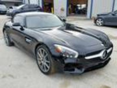 Salvage 2016 MERCEDES-BENZ AMG GT S for Sale