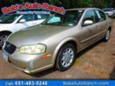 used 2000 Nissan Maxima for sale.