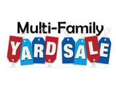Multi Family Yard Sale