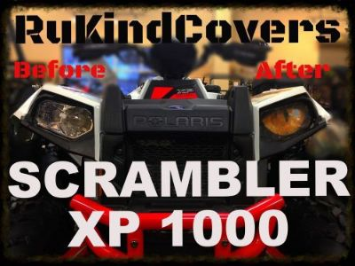 Sell Polaris Ranger RZR ACE YELLOW Eyes RuKind Cover's HeadLight Covers NOT A COPY motorcycle in Medina, Ohio, United States, for US $18.00