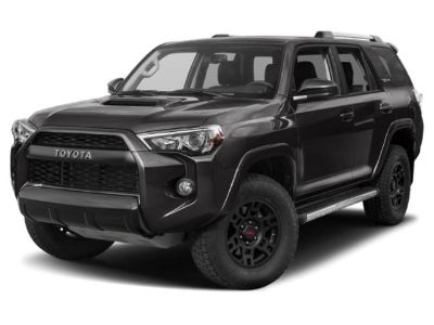 2019 Toyota 4Runner 4WD (Magnetic Gray Metallic)