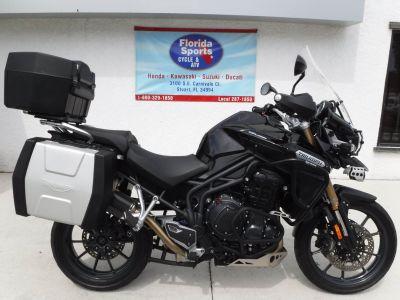 2012 Triumph Tiger Explorer ABS Dual Purpose Motorcycles Stuart, FL