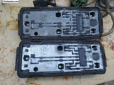 taillight sockets