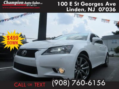 2015 Lexus GS 350 (Ultra White)