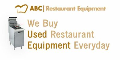$100,000, I Pay Top Dollar For Restaurant Equipment