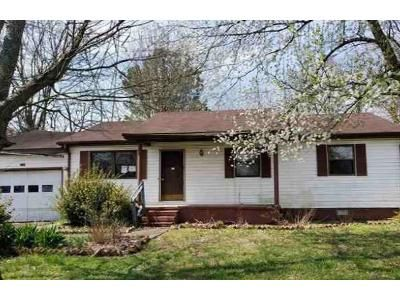 3 Bed 1 Bath Foreclosure Property in West Paducah, KY 42086 - Craven Dr