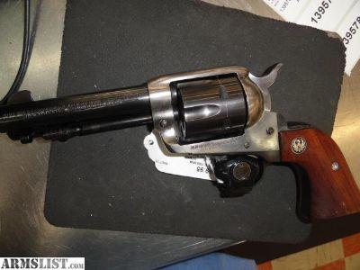 For Sale: Ruger 357 Magnum