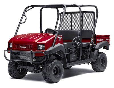 2019 Kawasaki Mule 4010 Trans4x4 Utility SxS Utility Vehicles La Marque, TX