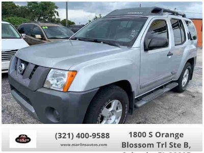 Used 2006 Nissan Xterra for sale