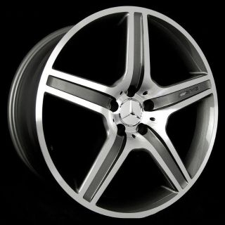 Find 20 AMG Mercedes Wheels Rims Tires Brand New SL55 CLS CL S C S 1 Wheel $275 motorcycle in Miami, Florida, US, for US $275.00
