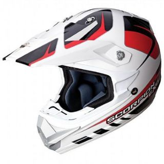 Purchase Scorpion VX-24 Vortech Helmet - Red motorcycle in Sauk Centre, Minnesota, United States, for US $99.99