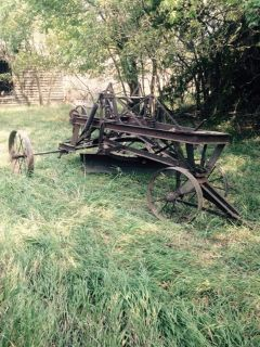 Horse drawn farm and garden equipment for sale for Outdoor tools for sale