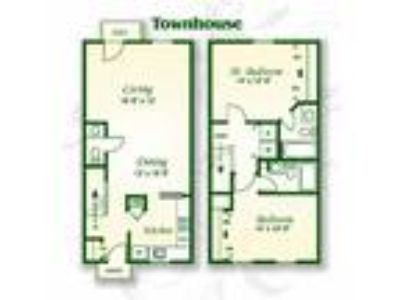 Crabtree Crossing Apartments and Townhomes - The Maple Townhouse