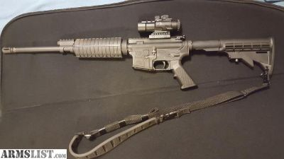 For Sale/Trade: Anderson Arms AR-15