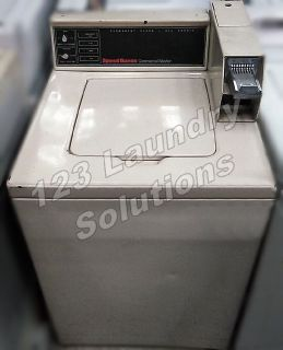 Fair Condition Speed Queen Top Load Washer (Almond) EA2120LA 120v 60Hz 9.8 Amps Used