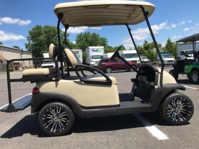 2013 Club Car Precedent i2 4-Passenger Gas Golf Golf Carts Trevose, PA