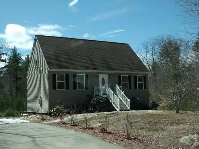 Foreclosure - Miller Rd, New Durham NH 03855