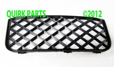 Sell 2006-2007 VW Volkswagen Touareg Driver Side Front Bumper Grille Replacement OEM motorcycle in Braintree, Massachusetts, US, for US $48.88